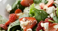 strawberry salad recipe health living
