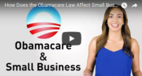 obamacare and small business