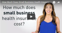 small business health insurance cost